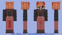 Devil Town Minecraft Skin