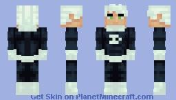 Danny Phantom   Danny Fenton Minecraft Skin
