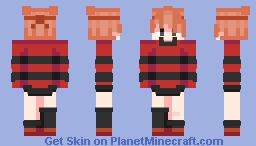 Fell In Love With A Girl Minecraft Skin