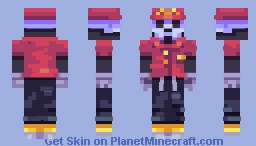 Ronald's workers Minecraft Skin