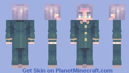 haha short Minecraft Skin