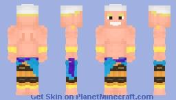 Eneru | One Piece | 神 Minecraft Skin