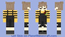 Boy In Dungarees Minecraft Skin