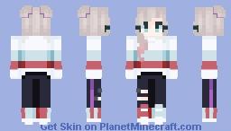 .:Contest:. Toothpaste Minecraft Skin