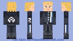 Fragile Minecraft Skin