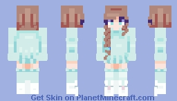 wake me if you're out there 🌏 Minecraft Skin