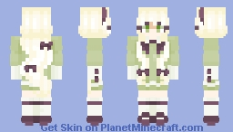 Thanks for 310 subs Minecraft Skin