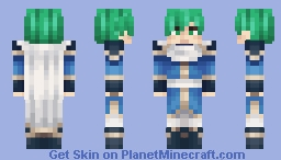 Ced, Hero on the Wind - Fire Emblem: Genealogy of the Holy War / Thracia 776 Minecraft Skin