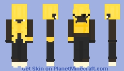 () Black-eyed Susan () CE () Minecraft Skin
