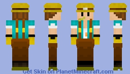 Farmer 047 Minecraft Skin
