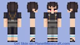 Shinra Kusakabe / Fire Force - Request Minecraft Skin