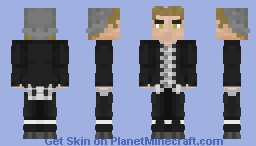 Thaddeus Thawne Casual Minecraft Skin