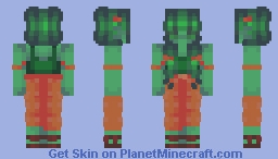 I'll stay your best friend until the world ends Minecraft Skin