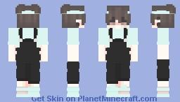 IDK boy Minecraft Skin