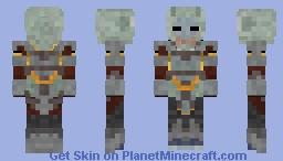 Pyke Warrior (Clone Wars) Minecraft Skin