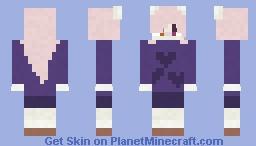PJs in Spring [OC] Minecraft Skin