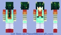 Badger, badger, badger (3x)  mushroom, mushroom Minecraft Skin