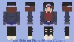 Closet Roulette - CE Minecraft Skin