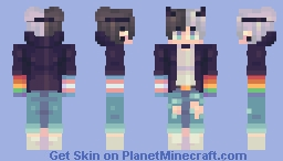 pride month! Minecraft Skin