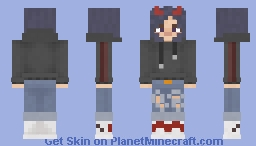 devel Minecraft Skin