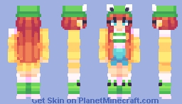 April Showers Minecraft Skin