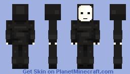 B-3 Crevice Minecraft Skin