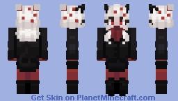 Modeus // CE Minecraft Skin