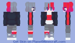 ~ 𝕒 𝕡𝕠𝕡 𝕠𝕗 𝕔𝕠𝕝𝕠𝕣 ~ Minecraft Skin