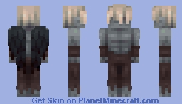 Vulgar Display of Power Minecraft Skin
