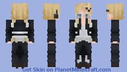 Denki Kaminari | My Hero Academia Minecraft Skin