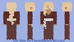 Female Armusian | LF | 𝔻𝕃 Minecraft Skin