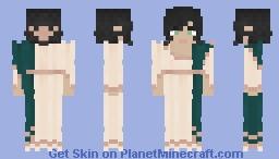 Female Gravican | LF | 𝔻𝕃 Minecraft Skin
