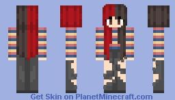 e g i r l Minecraft Skin