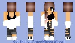 Ariana Grande Minecraft Skin