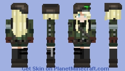 Trenches Minecraft Skin