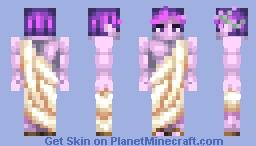 Lavender Remix! Minecraft Skin