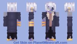 𝓣𝓱𝓮 𝓭𝓪𝓻𝓴 𝓮𝓷𝓭 Minecraft Skin