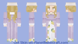 [LoTC] Lemon Girl Minecraft Skin