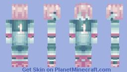 𝓒𝓪𝓹𝓽𝓪𝓲𝓷'𝓼 𝓙𝓸𝓫. Minecraft Skin