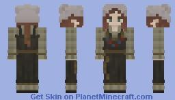 Camp Follower 2/2 Minecraft Skin