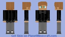 Hqwth0rn Minecraft Skin