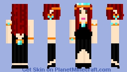 The Journey Ends Minecraft Skin