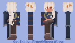 Fantasy Ensemble [Personal] Minecraft Skin