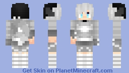 Milquetoast   Idk anymore Minecraft Skin