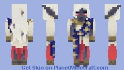 [FRP] Astral Elf Minecraft Skin