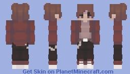 stressin Minecraft Skin