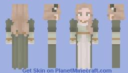 ↠ Sister Golden Hair [FRP] Minecraft Skin