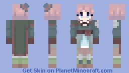 exploration // gift for mcrjellyfish Minecraft Skin