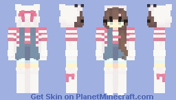 its the pain pills Minecraft Skin