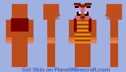 Pico The Woodworm (The Magical Voyage) Minecraft Skin